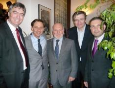 Srečanje z z Erwanom Fouéréjem, vodjem delegacije Evropske komisije v Nekdanji jugoslovanski republiki Makedoniji (NJRM)