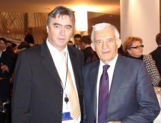 Milan Zver in Jerzy Buzek