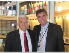 Dr. Milan Zver in Jerzy Buzek