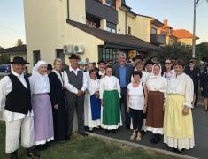 Z občankami in občani Črešnovca