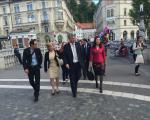 Sprehod po Ljubljani