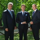 Dr. Milan Zver, Damijan Terpin in Janez Janša
