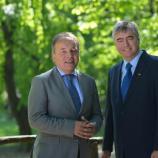 Mag. Andrej Šircelj in dr. Milan Zver