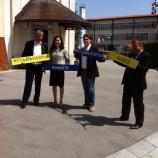 Kandidati SDS v sončnem Logatcu