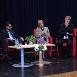 Okrogla miza v Zavodu Antona Martina Slomška z dr. Milanom Zverom in Romano Tomc