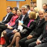 Evropski poslanec dr. Milan Zver na predstavitvi liste SDS za evropske volitve