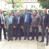 Dr. Milan Zver, mag. Anže Kogar in mag. Andrej Šircelj v Trebnjem