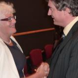 Dr. Zver se je srečal s komisarko za kmetijstvo Mariann Fischer